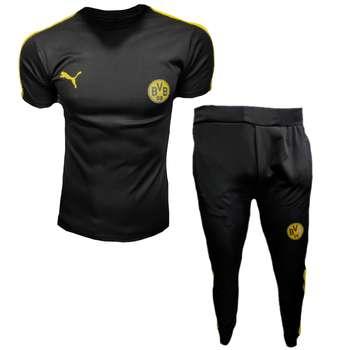 ست تی شرت و شلوار ورزشی مردانه مدل MSTDORTMONDY