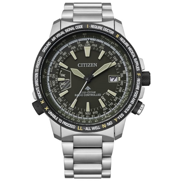 ساعت مچی عقربهای مردانه سیتی زن مدل CB0206-86X