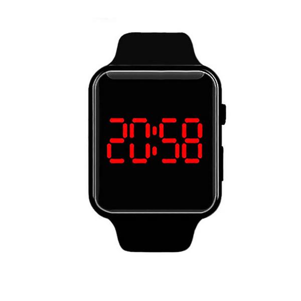 ساعت مچی دیجیتال مدل D_BL