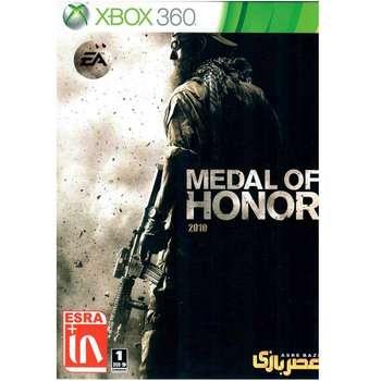 بازی Medal Of Honor مخصوص XBOX 360