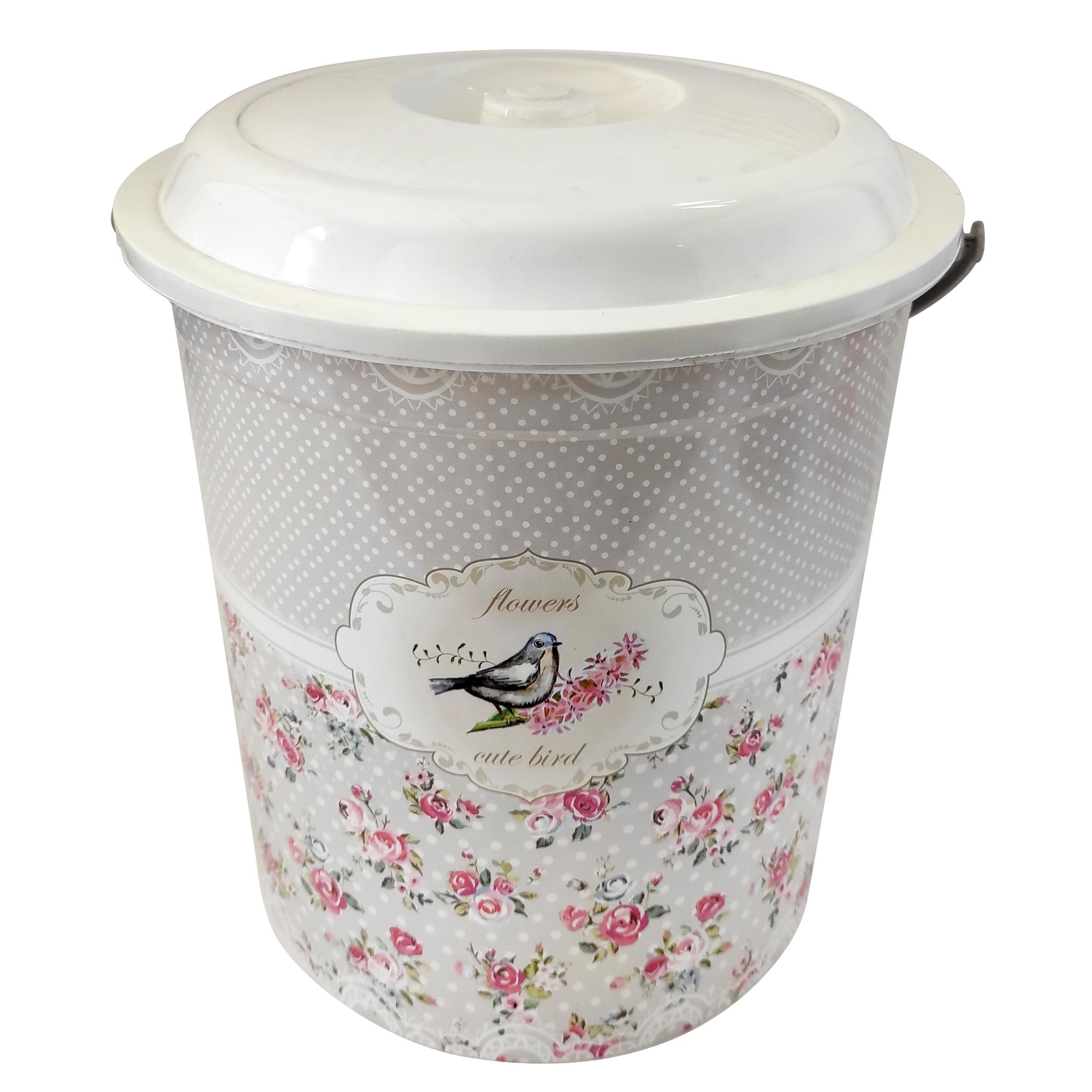 سطل زباله مدل گنجشک کد SE1500G