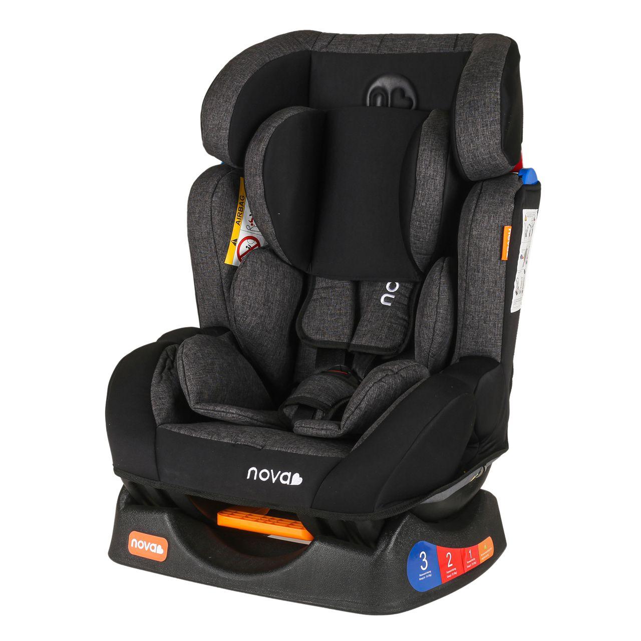 صندلی خودرو کودک مدل ZGH05