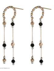گوشواره طلا 18 عیار زنانه سیودو مدل 145839 -  - 4