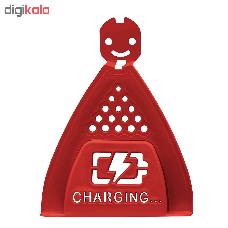 پایه نگهدارنده شارژر موبایل مدل Hng 0229 main 1 29
