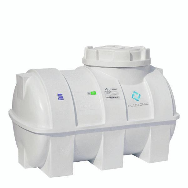 مخزن آب پلاستونیک مدل 7305 حجم 200 لیتر