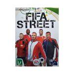 بازی FIFA STREET مخصوص PS2 نشر لوح زرین