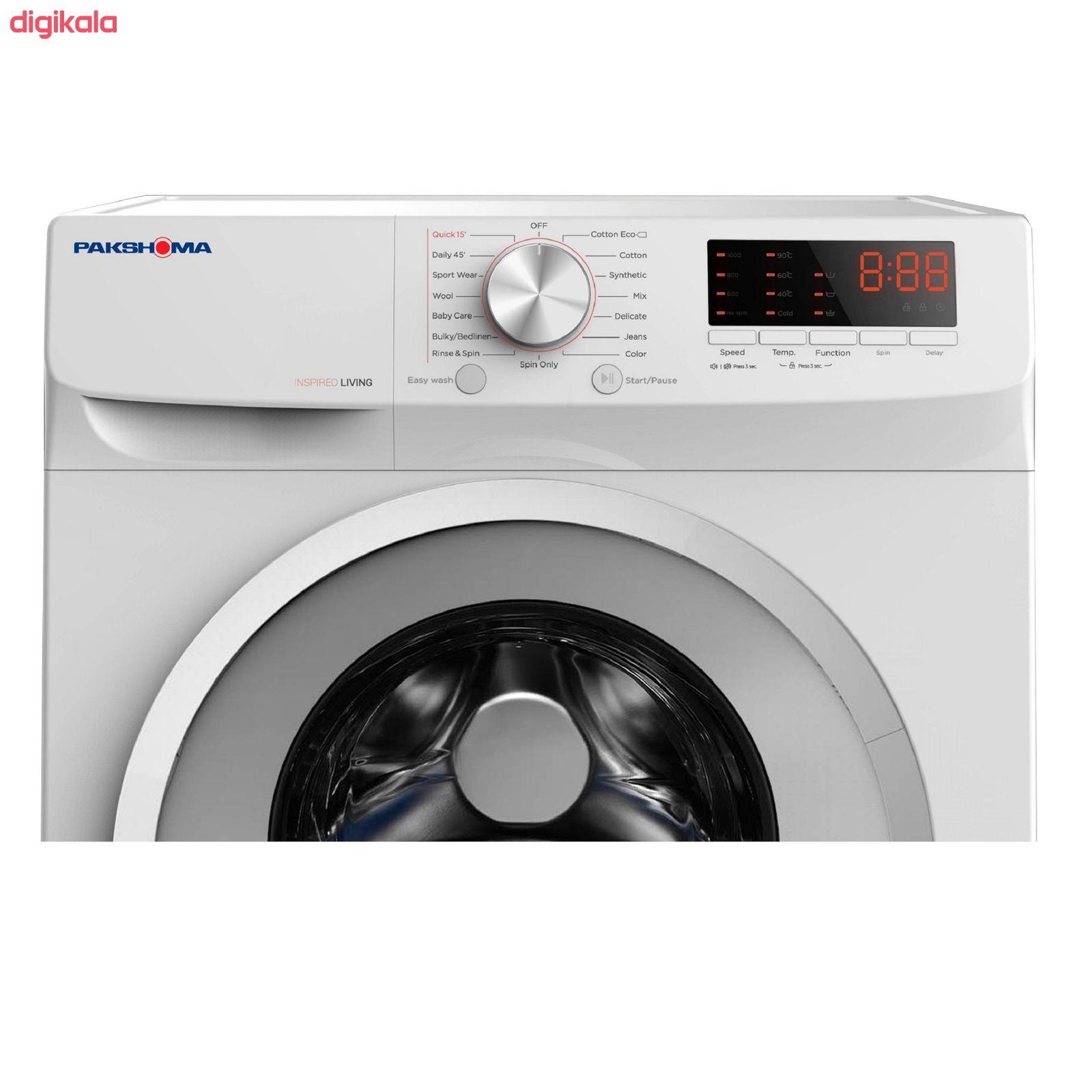 ماشین لباسشویی پاکشوما مدل TFU-73200 ظرفیت 7 کیلوگرم main 1 3