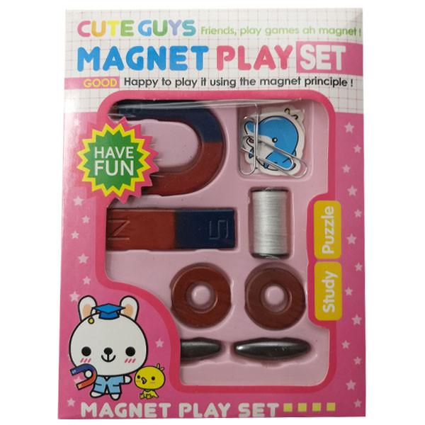 بازی آموزشی آهنربا مدل Play Set کد ۹۰۲۶