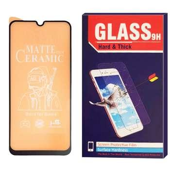 محافظ صفحه نمایش مات Hard and Thick مدل CER- 01 مناسب برای گوشی موبایل سامسونگ GALAXY A40