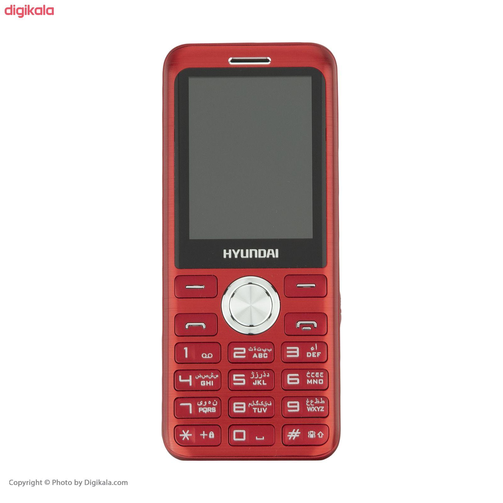 گوشی موبایل هیوندای مدل Seoul K3 دو سیم کارت main 1 11