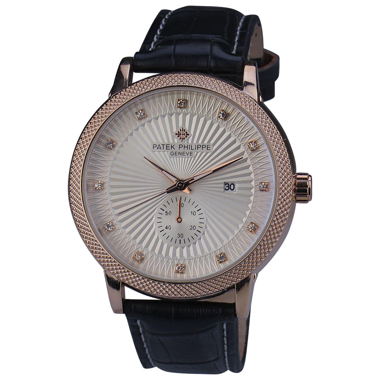 قیمت                      ساعت مچی عقربه ای مردانه مدل P.K.P-b05