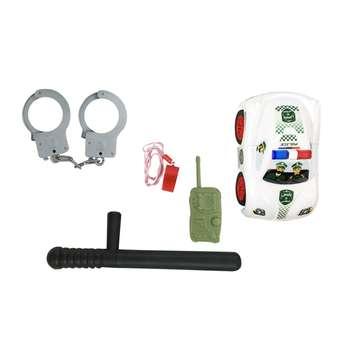 ست اسباب بازی طرح پلیس کد RM09
