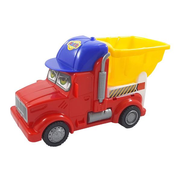 ماشین اسباب بازی طرح کامیون کد 1133