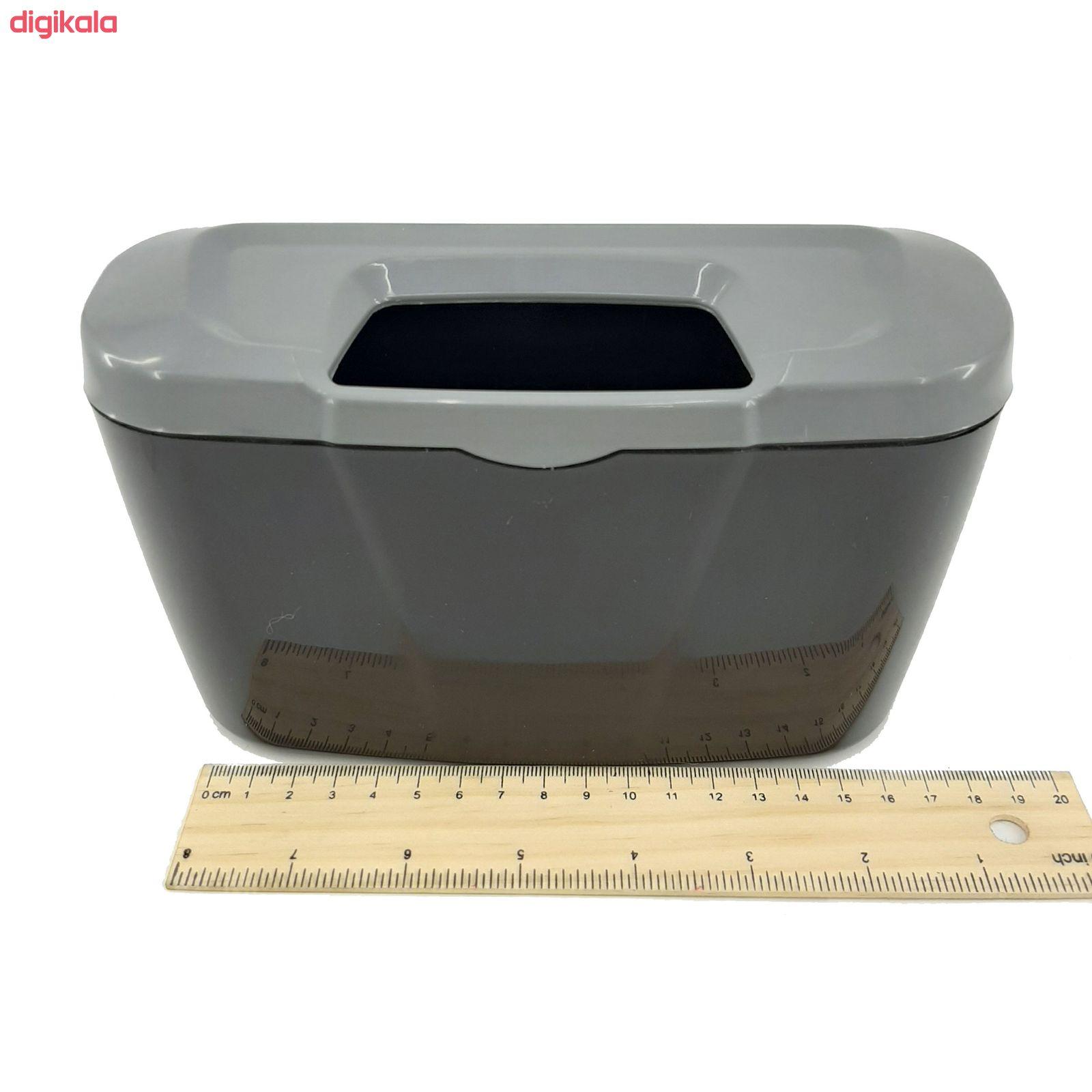 سطل زباله خودرو کد CT-05 main 1 2