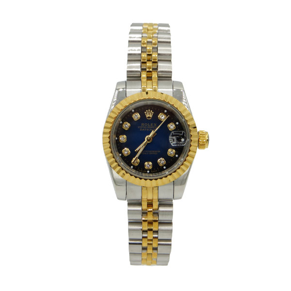 ساعت مچی عقربه ای زنانه رولکس مدل rxgb8585