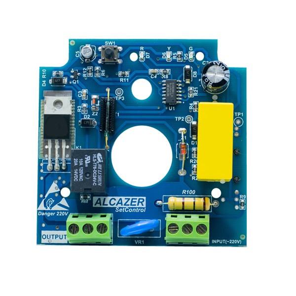 کیت ست کنترل پمپ آلکازر مدل SSD  pc19