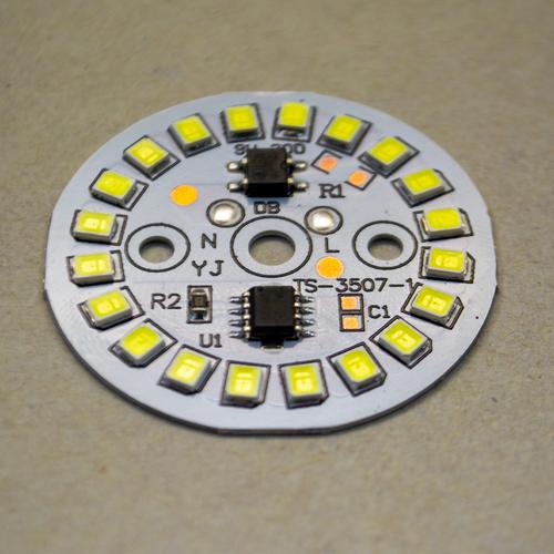 چیپ لامپ ال ای دی 9 وات مدل TS-3507