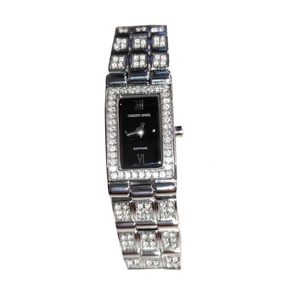 ساعت مچی عقربه ای زنانه کریستی اونیل مدل f014