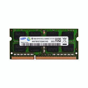 رم لپ تاپ DDR3 تک کاناله 1600 مگاهرتز CL11 سامسونگ مدل PC3L ظرفیت 8 گیگابایت