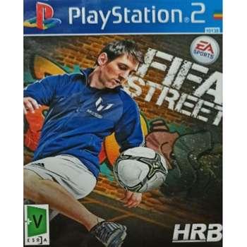 بازی FIFA STREET  مخصوص PS2