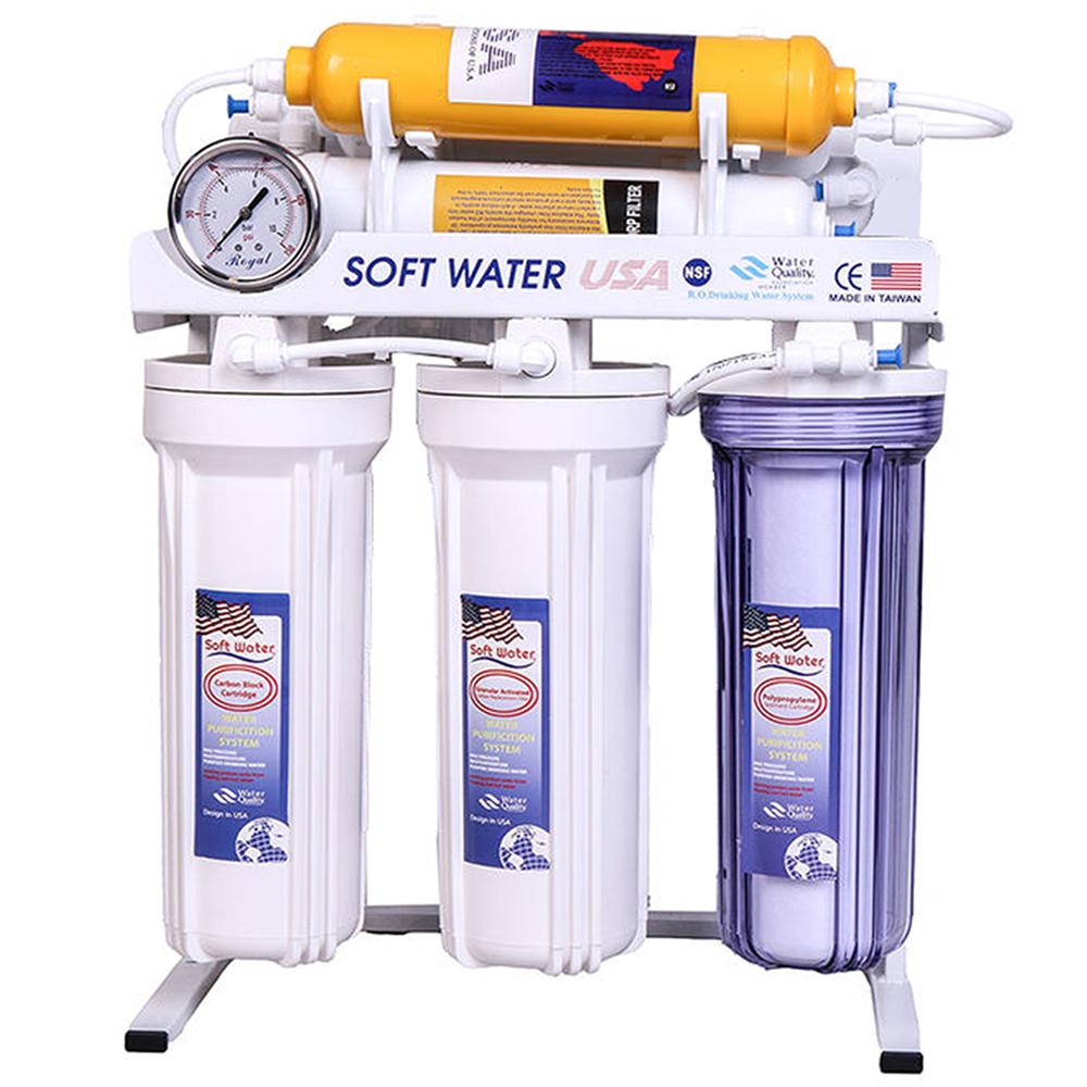دستگاه تصفیه کننده آب سافت واتر مدل IR007PRS
