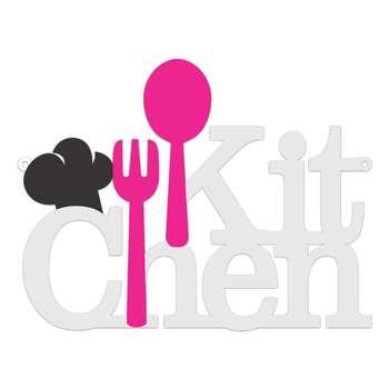 آویز آشپزخانه طرح کیتچن مدل k2