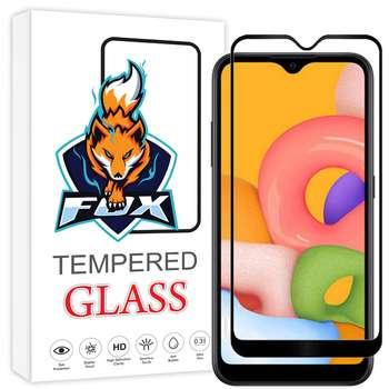 محافظ صفحه نمایش فوکس مدل PT001 مناسب برای گوشی موبایل سامسونگ Galaxy A01