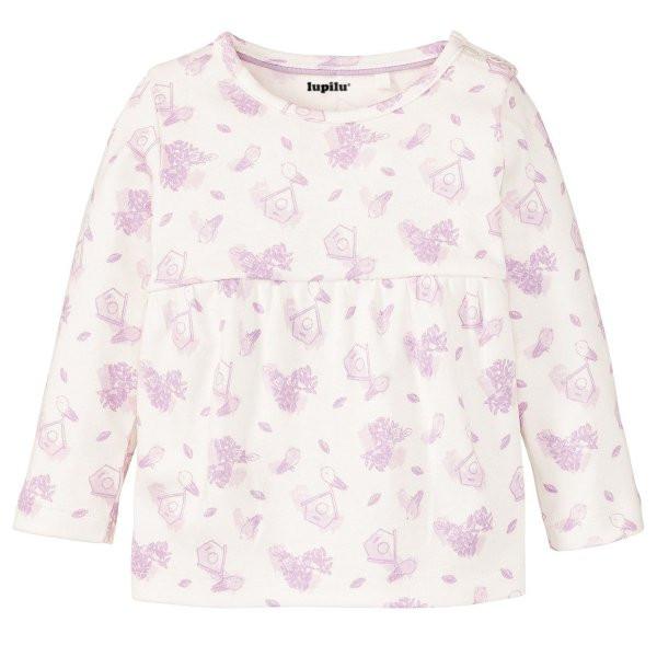 پیراهن نوزادی دخترانه لوپیلو مدل pu00040