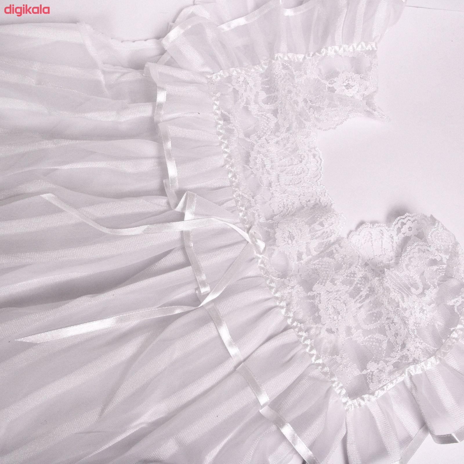 لباس خواب زنانه ماییلدا مدل 3594-1 main 1 4