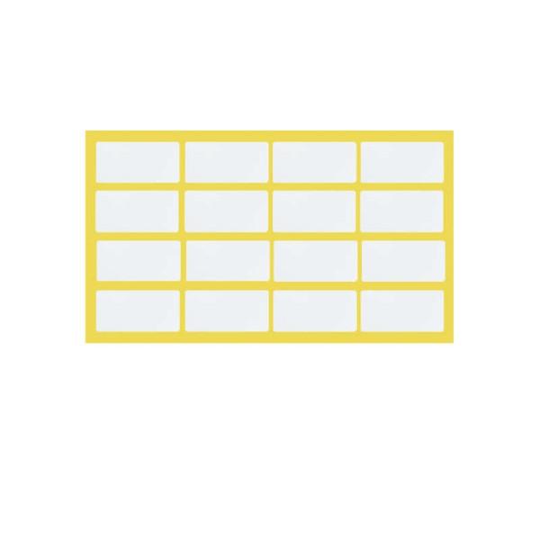 برچسب مدل کاغذ یادداشت چسب دار کد ۴۴
