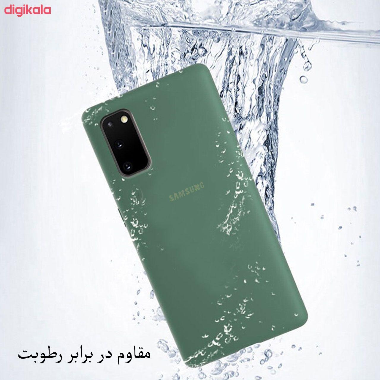 کاور مدل SLCN مناسب برای گوشی موبایل سامسونگ Galaxy A51 main 1 9