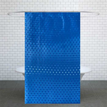 پرده حمام کد S180 سایز 180x180 سانتی متر