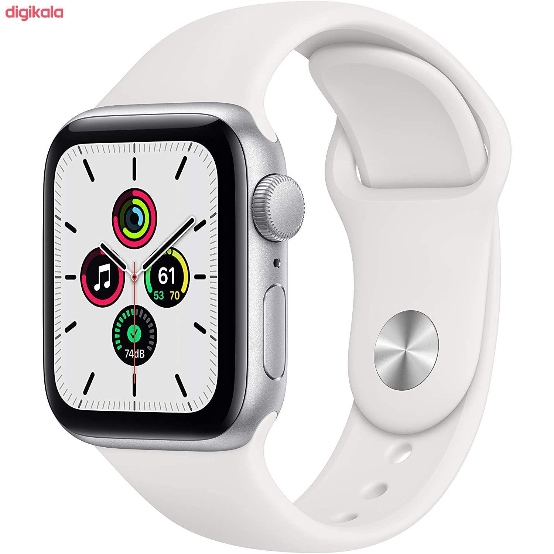 ساعت هوشمند اپل واچ سری SE مدل 40mm Aluminum Case   main 1 4