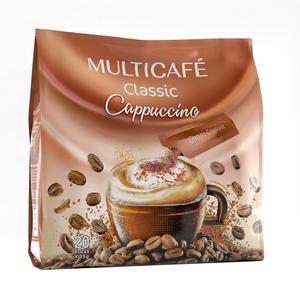 کاپوچینو مولتی کافه - 25 گرم بسته 20 عددی