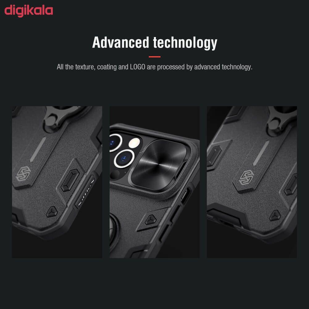 کاور نیلکین مدل CamShield Armor مناسب برای گوشی موبایل اپل iPhone 12 Pro Max main 1 22