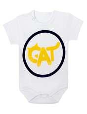 ست 3 تکه لباس نوزادی بی بی وان مدل گربه کد 486 -  - 3