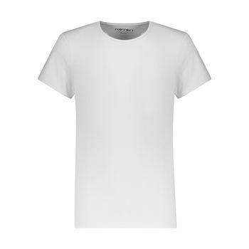 تیشرت مردانه کوتون مدل 1YAM12141LK-WHITE