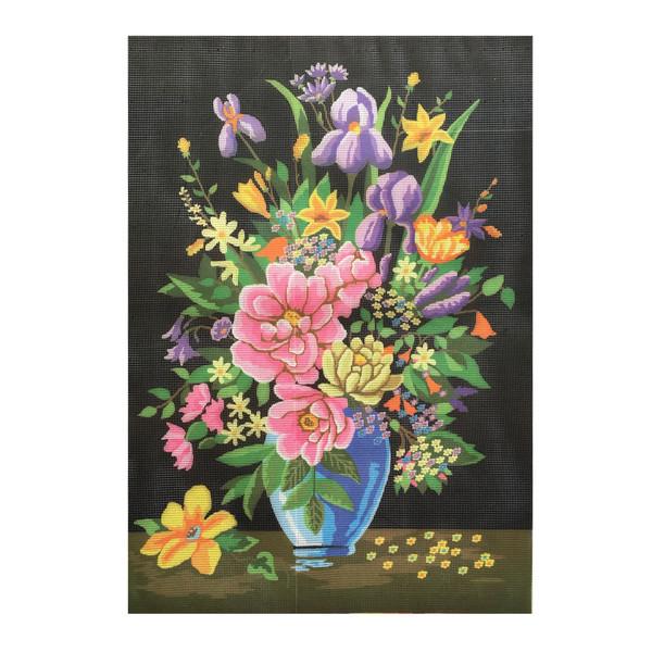 کوبلن طرح گلدان کد ME.2