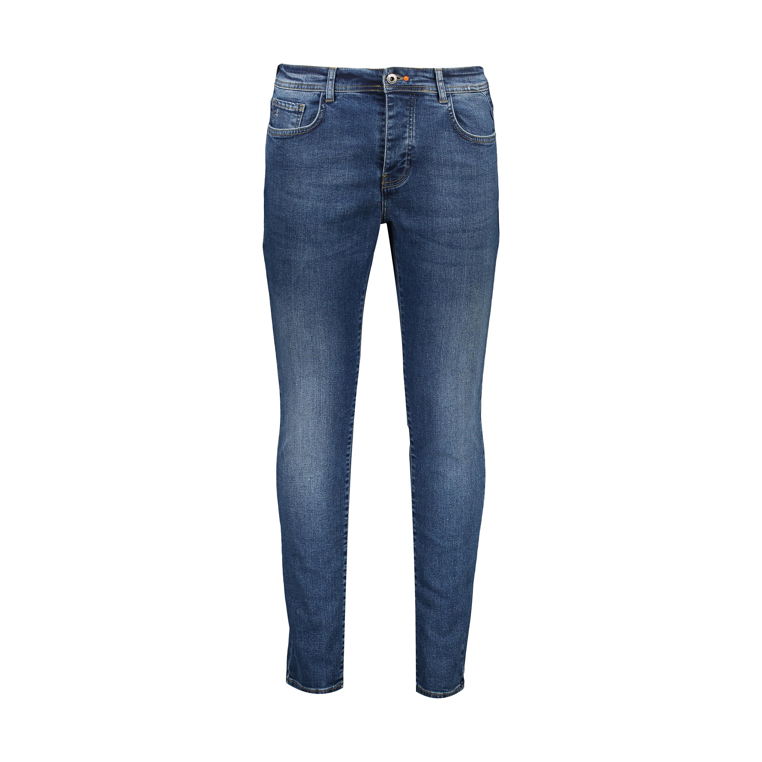 شلوار جین مردانه کیکی رایکی مدل MBB3368-212