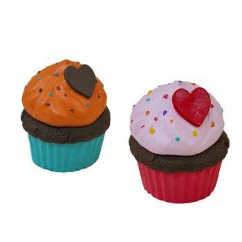 شکلات خوری کد410 طرح کاپ کیکمجموعه دو عددی