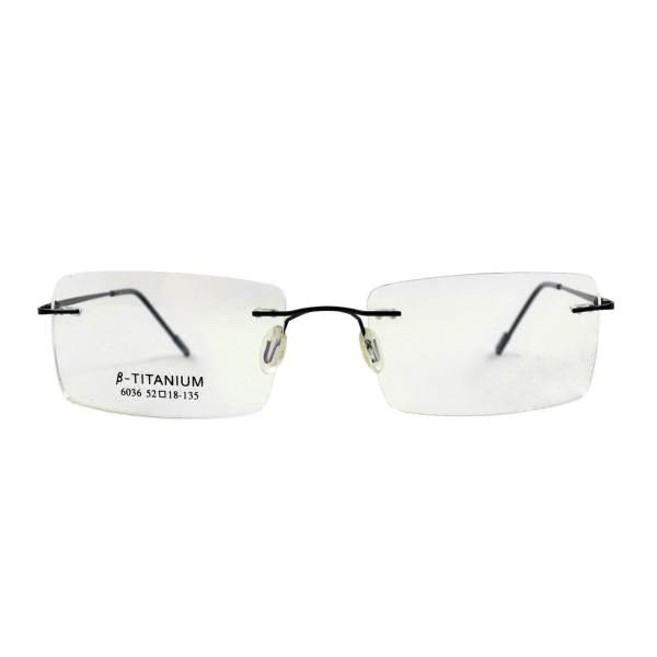 فریم عینک طبی مدل Dragon Gate کد Br1000