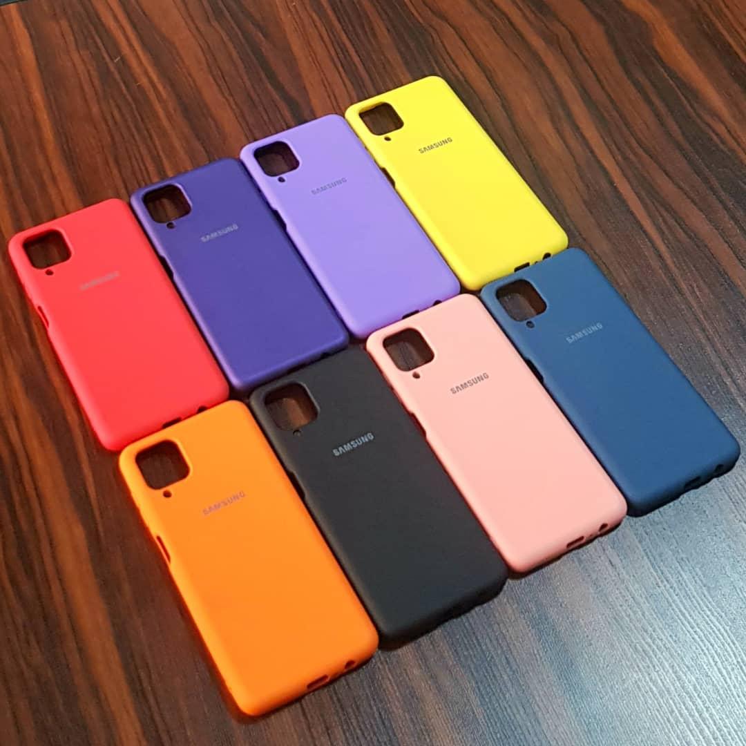 کاور  مدل sili9800 مناسب برای گوشی موبایل سامسونگ Galaxy A12                     غیر اصل