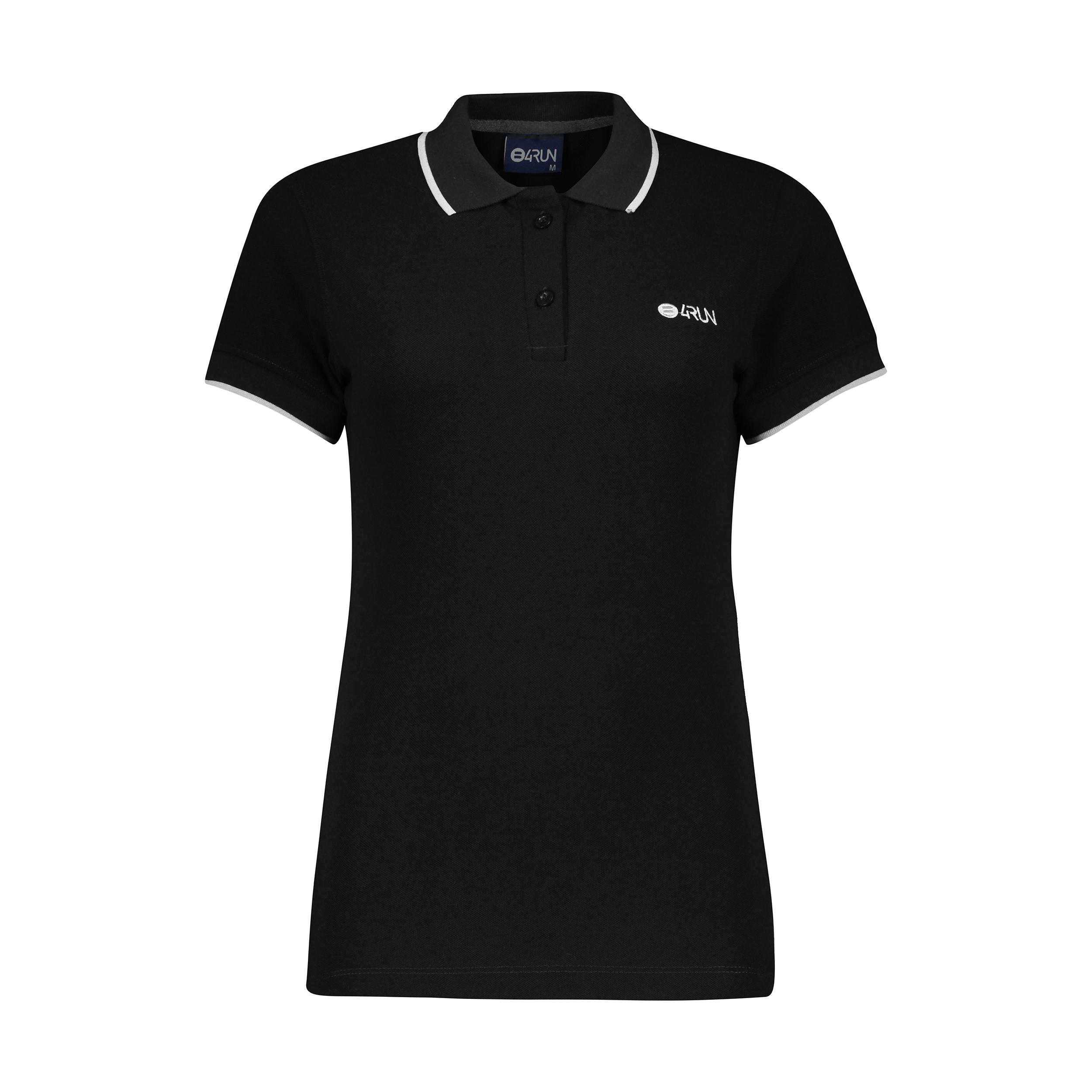 پولوشرت ورزشی زنانه بی فور ران مدل 210421-99
