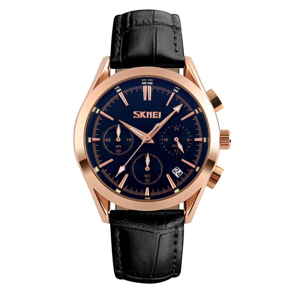 ساعت مچی عقربه ای مردانه اسکمی مدل 9127M-NP -  - 2