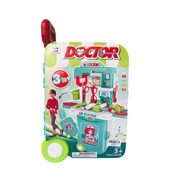 اسباب بازی دکتری ژیونگ چنگ مدل 008-955A