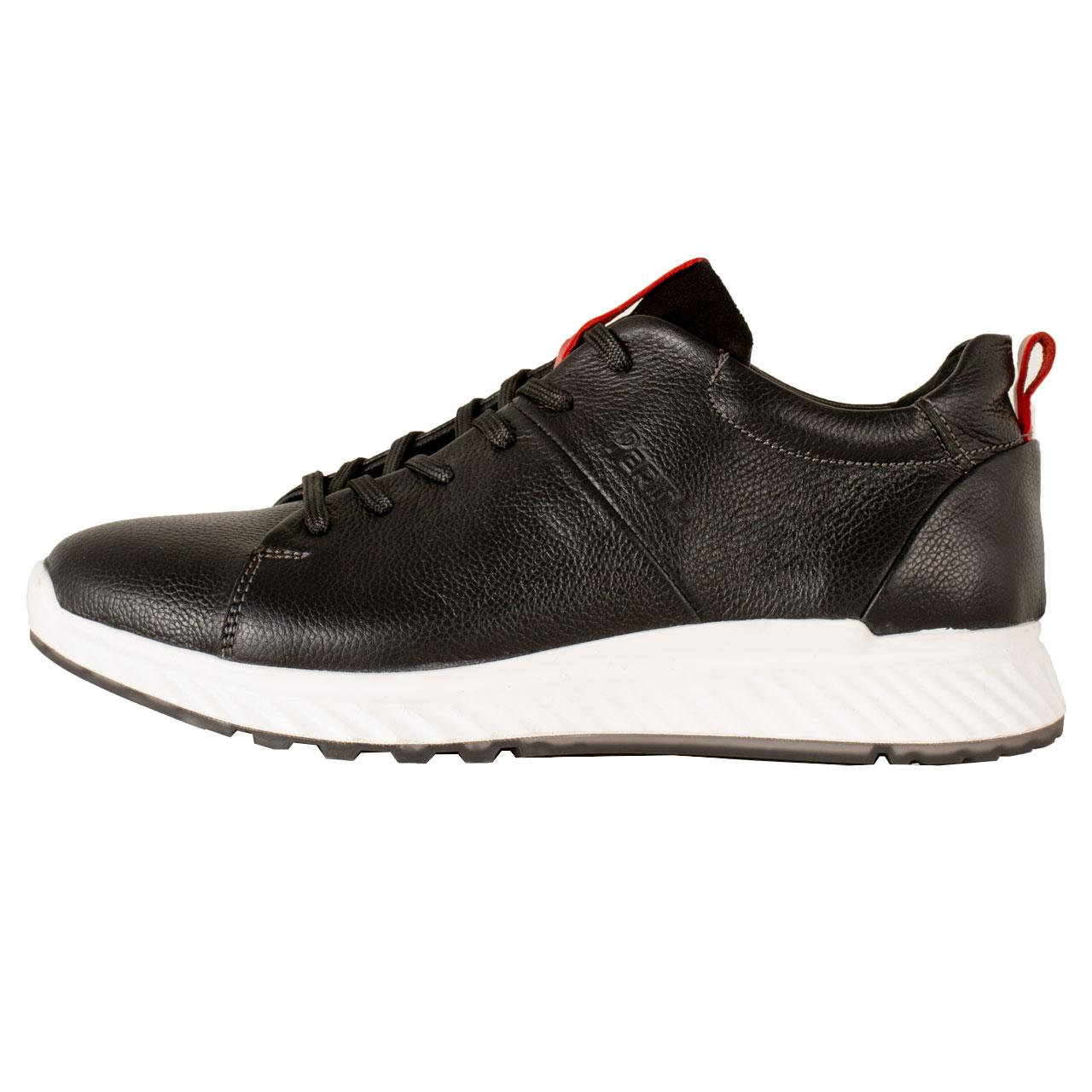 کفش روزمره مردانه پارینه چرم مدل SHO217