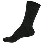 جوراب مردانه کد L-ZO رنگ ذغالی thumb