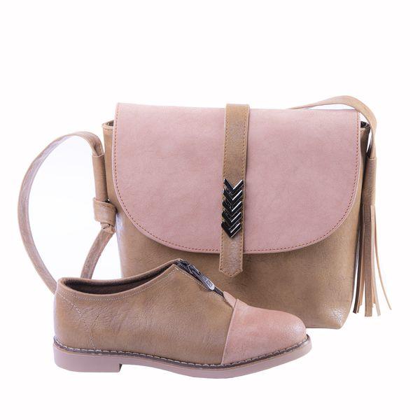 ست کیف و کفش زنانه مدل 001