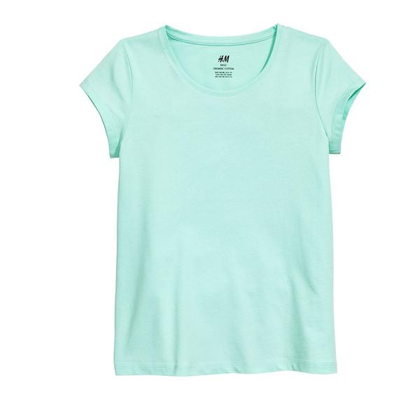 تی شرت زنانه اچ اند ام مدل 0225784