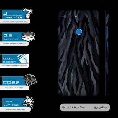 برچسب پوششی ماهوت مدل Black-Swan-FullSkin مناسب برای گوشی موبایل شیائومی MI 8 Lite